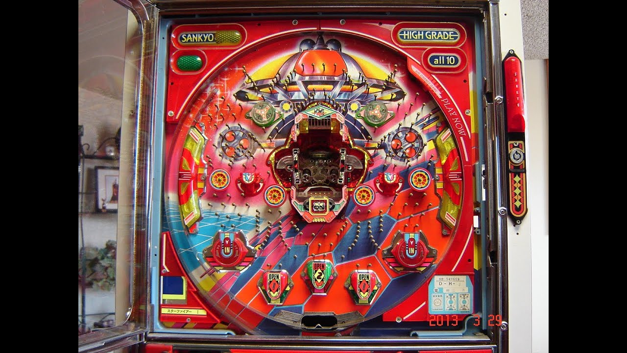Pachinko vídeo bingo zest gaming - 542290