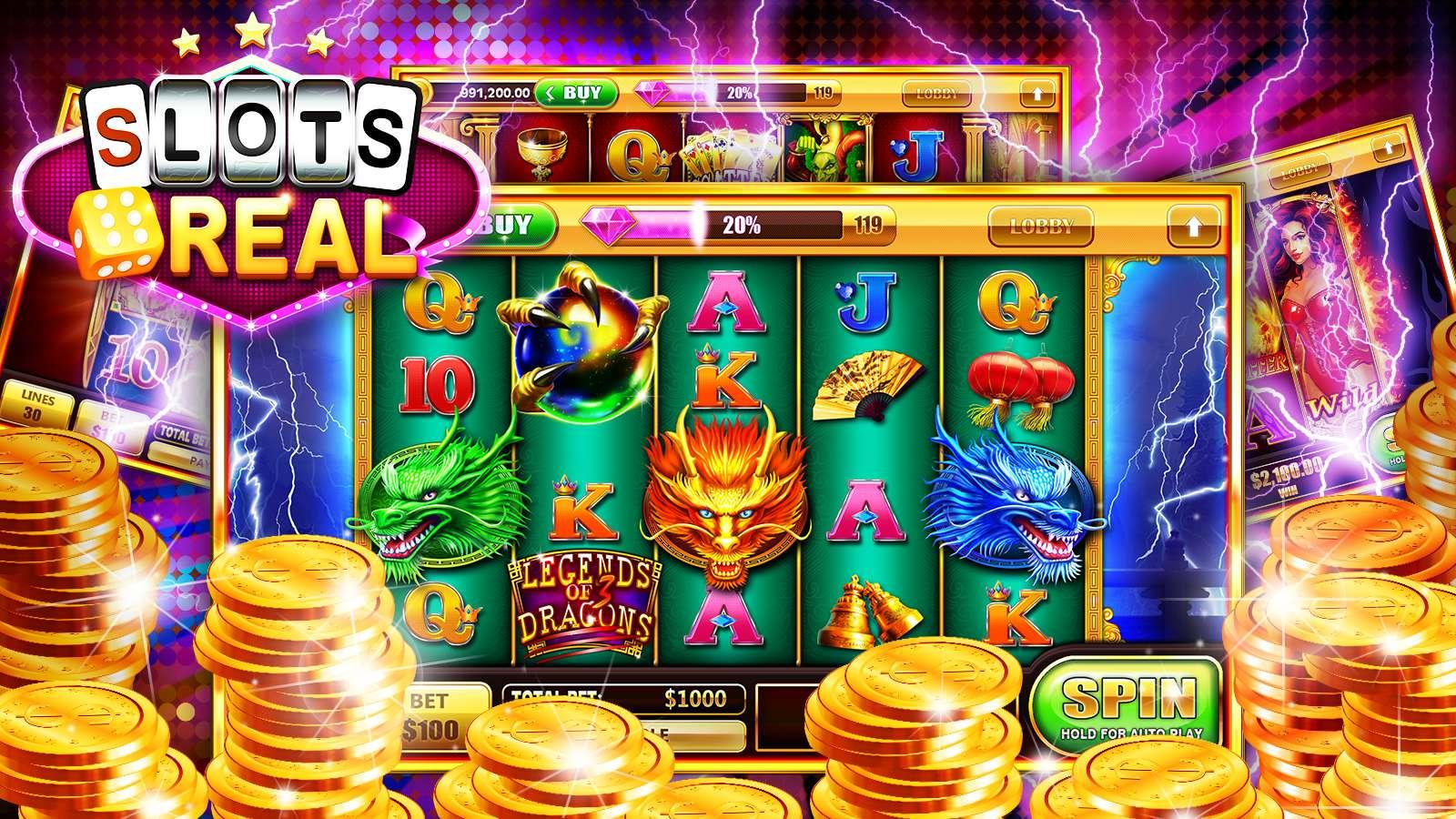 Slots machines euro real - 788061