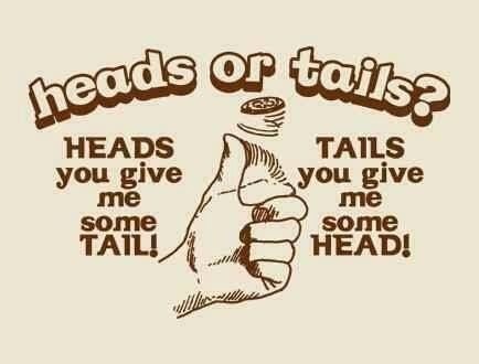 Heads or tails nine balls - 93820
