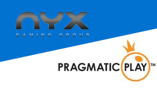 Beblue piramide nyx gaming group - 976665