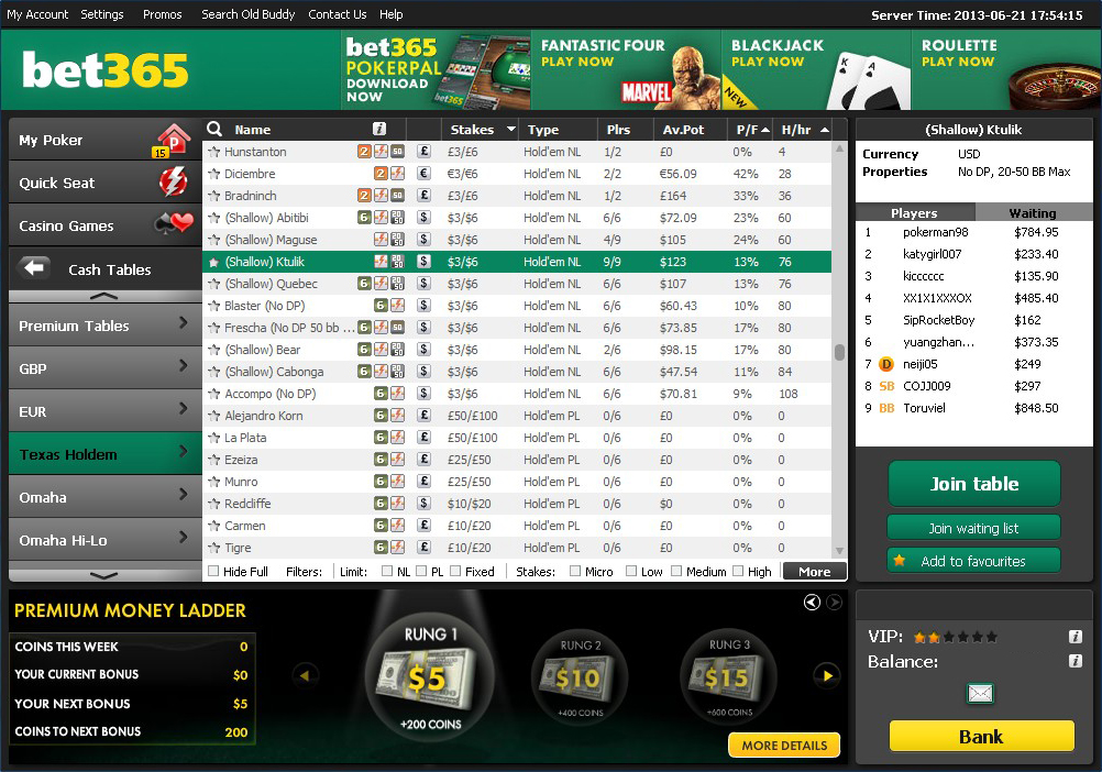 Rivalo website bet365 games - 149106