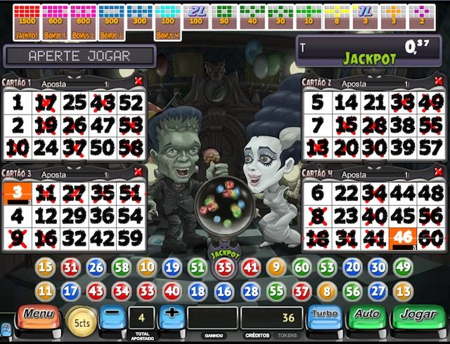 Objetos de casino pirates vídeo bingo - 495737