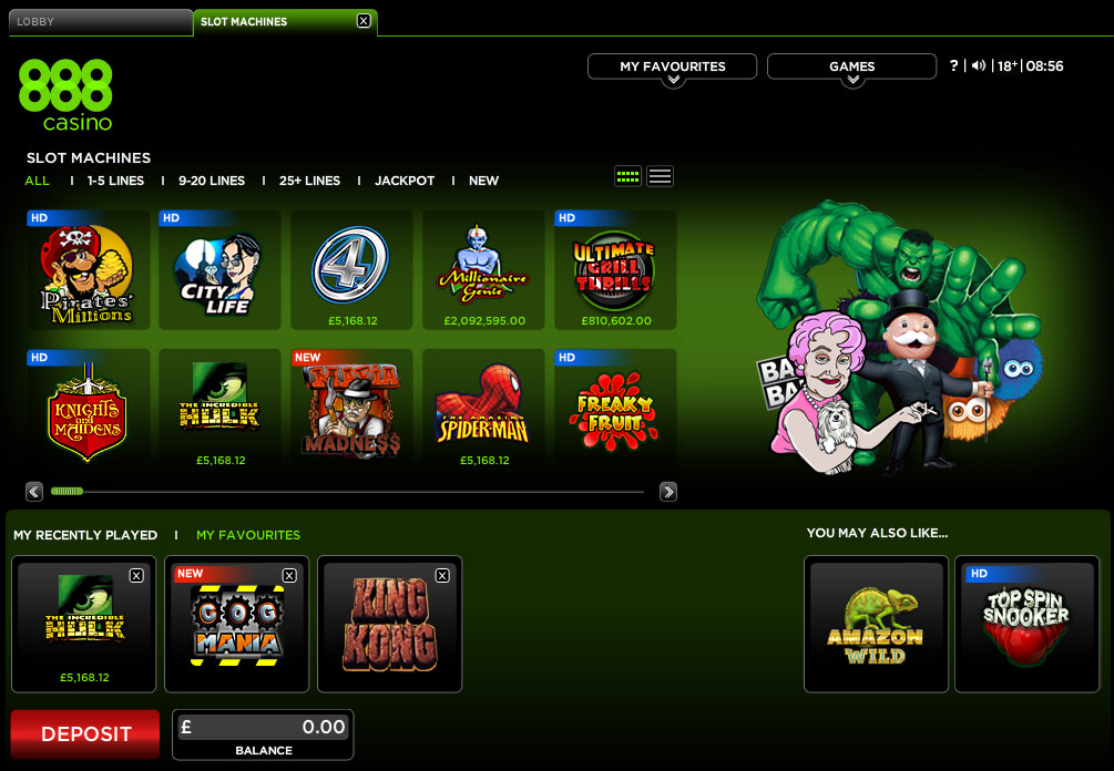 Casinos wagermill 888 slots - 271154