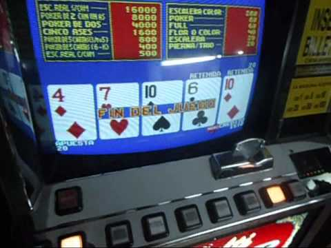Video de poker vídeo - 160003