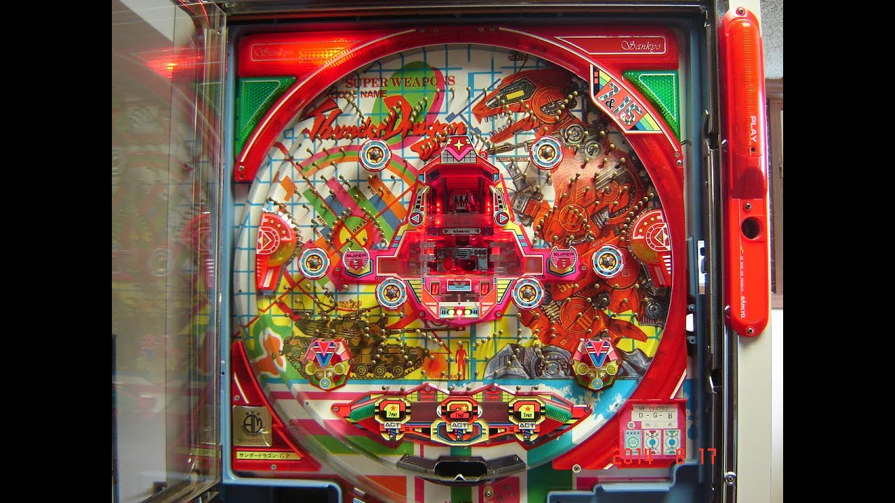 Pachinko vídeo bingo zest gaming - 60964