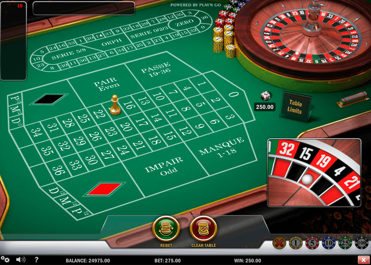Play´n go cassino roleta shot - 758758